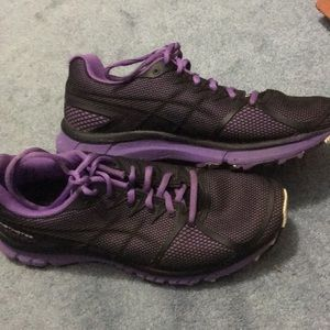 Women Running sneakers size 9 by ASICS